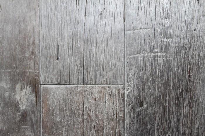 European White Oak in Dark Grey
